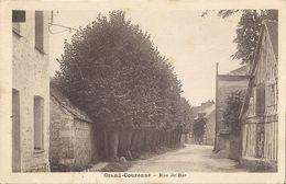 CPA Grand-Couronne - Rue De Bas - France