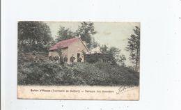 BALLON D'ALSACE 1664 (TERRITOIRE DE BELFORT) BARRAQUE DES DOUANIERS 1906 - Douane