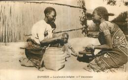 ZAMBEZE LA SALUTATION INDIGENE 1er  MOUVEMENT - Zambie