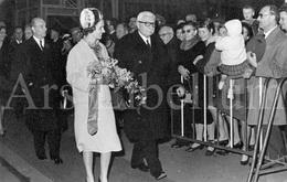 Postcard / ROYALTY / Belgique / Belgium / Reine Fabiola / Koningin Fabiola / Hoboken / 1964 - België