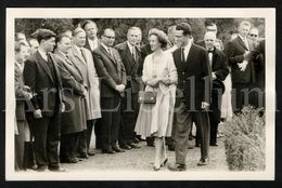 Postcard / ROYALTY / Belgique / Belgium / Koning Boudewijn / Roi Baudouin / Reine Fabiola / Engagement / 1960 - Familles Royales