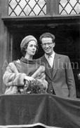 Postcard / ROYALTY / Belgique / Belgium / Koning Boudewijn / Roi Baudouin / Reine Fabiola / Engagement / 1960 - Koninklijke Families
