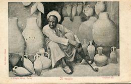 AFRIQUE(TYPE) SOMALIE(POTERIE) - Somalie