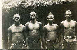 AFRIQUE(TYPE) CARTE PHOTO - Cartes Postales