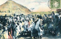 AFRIQUE(TYPE) TANZANIE - Zambie