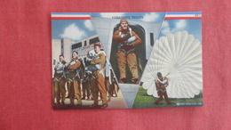 US Parachute Jumps  Multi View  -ref 2725 - War 1939-45