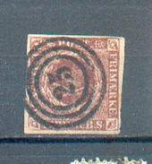 M 17 - DK - YT 2 ° Obli - 1851-63 (Frederik VII)