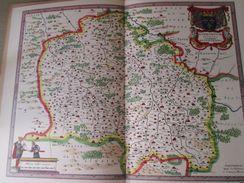 """DIV0714 : Jolie Repro De Carte Ancienne Années 1600/1700 ? BOURBONNOIS BOURBONNAIS (série """"LA FRANCE"""" N°28) , Objet Publ - Mapas Geográficas"""
