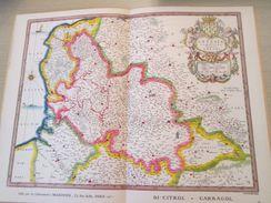"""DIV0714 : Jolie Repro De Carte Ancienne Années 1600/1700 ? ARTOIS (série """"LA FRANCE"""" N°6) , Objet Publicitaire édité """"en - Geographical Maps"""