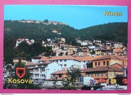 VILLE DE PRIZREN ROMAN CASTLE. - Kosovo
