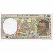TWN - CONGO (C.A.S.) 102Cg - 1000 1.000 Francs 2000 UNC - Stati Centrafricani