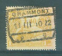 "BELGIE - TR 118 - Cachet  ""GRAMMONT"" - (ref. 16.733) - 1915-1921"