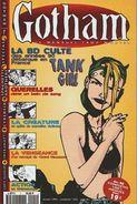 GOTHAM - 9 Numéros - Série Complète - TANK GIRL - CYBERSIX - SPAGHETTI BROTHERS - Le DEFOURAILLEUR - Magazines