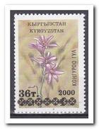 Kirgizië 2000, Postfris MNH, Flowers - Kirghizistan