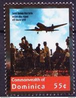 Soviets Blockade West Berlin, Cold War. Dominica 2000 MNH Millennium - 2. Weltkrieg