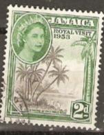 Jamaica 1953 SG 154  Royal Visit  Fine Used - Jamaïque (...-1961)