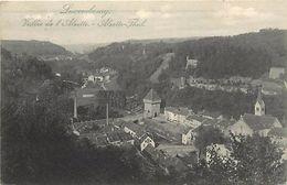 Pays Div-ref J613- Luxembourg - Luxemburg - Vallee De L Alxette   - Carte Bon Etat  - - Unclassified