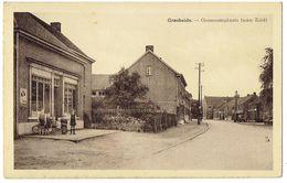 GRASHEIDE - Putte Bij Mechelen - Gemeenteplaats - Putte