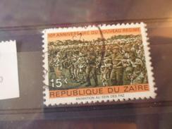 ZAIRE TIMBRE N°514 - Zaïre
