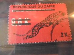 ZAIRE TIMBRE N°533 - Zaïre