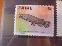 ZAIRE TIMBRE N°548** - Zaïre