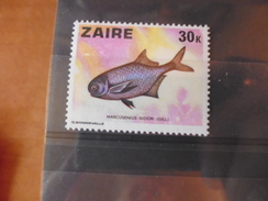 ZAIRE TIMBRE N°550** - Zaïre