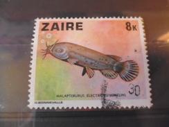 ZAIRE TIMBRE N°548 - Zaïre