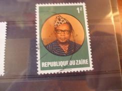 ZAIRE TIMBRE N°574 - Zaïre
