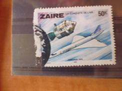 ZAIRE TIMBRE N°583 - Zaïre