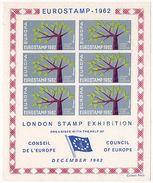 (I.B) Cinderella Collection : Eurostamp Exhibition Mini-Sheet (London 1962) - 1952-.... (Elizabeth II)