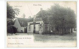 Vieux-Dieu - Oude God - Mortsel - Café Vera-Paz - Prop. M. De Backer - Mortsel