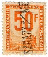 (I.B) France State Railways : Chemins De Fer 50Fr - Europe (Other)