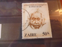 ZAIRE TIMBRE N°641 - Zaïre