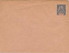 Entier Postal Guyane Française 25c - Guyane Française (1886-1949)
