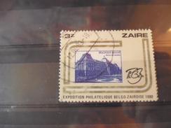 ZAIRE TIMBRE N°679 - 1980-89: Oblitérés