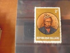 ZAIRE TIMBRE N°753 - 1980-89: Oblitérés
