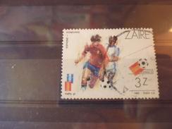 ZAIRE TIMBRE N°764 - 1980-89: Oblitérés