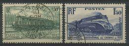 France (1937) N 339 à 340 (o) - France