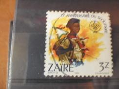 ZAIRE TIMBRE N°785 - Zaïre