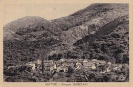MATTIE - BORGATA GIORDANI  VG   AUTENTICA 100% - Italie