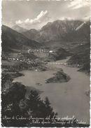 X899 Lago Di Pieve Di Cadore (Belluno) - Panorama Con Damegge Ad Il Monte Tudaio / Viaggiata - Italia
