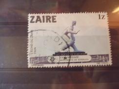 ZAIRE TIMBRE N°814 - Zaïre