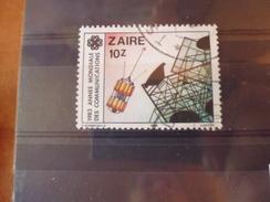 ZAIRE TIMBRE N°846 - Zaïre