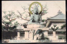 ASIE - JAPON - KOBE - Great Buddha Shinkoji - Kyogo Kobe - Kobe