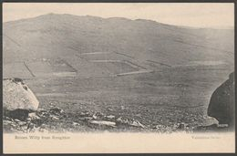 Brown Willy From Roughtor, Bodmin Moor, Cornwall, C.1910 - Valentine's Postcard - England