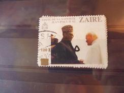 ZAIRE TIMBRE N°990 - Zaïre
