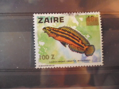 ZAIRE TIMBRE N°991 - Zaïre