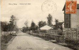 CPA - MITRY-MORY (77) - Aspect De L'Avenue Des Acacias En 1933 - Mitry Mory