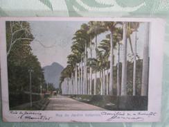 Rua Do Jardim Botanico ; Dos 1900 - Brésil