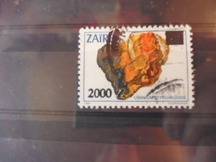 ZAIRE TIMBRE N°1047 - Zaïre